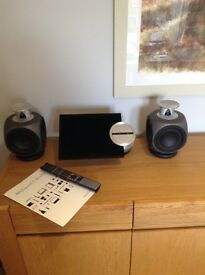 Bang & Olufsen beolab 3 active speakers