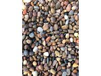 20 mm moray pebble/ stones