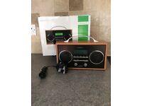 Stereo DAB/DAB+/FM Radio