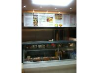 Kebabs,burgers,pizzas,fried chicken business for sale due to other business 07990599820