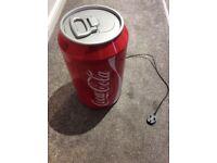 Coca Cola can minifridge