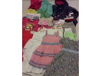 Girl baby clothes bundle 12-18 months 20 items