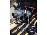 Pond liner, accessories & vacuum