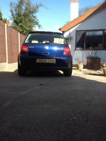 Mint Condition 4 motion V6 VW Golf MK3 ! This car is very clean and in good condition , very fast !