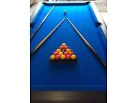 Peradon Slate bed Pool Table