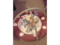 Disney Whinney the Pooh playgym