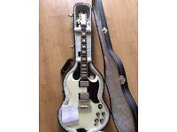 Gibson SG Standard, 2013, etune system