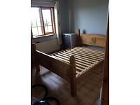 Matching Mexican Pine bedroom set