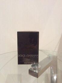 Dolce & Gabbana the one for men 100ml (spray) unopened
