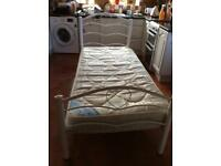 Girls single bed and mattress