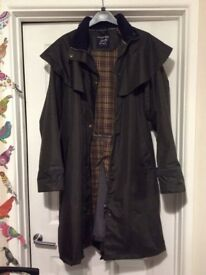 Ladies Target dry raincoat