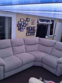 Lazy boy corner sofa ( not any recliners on it )