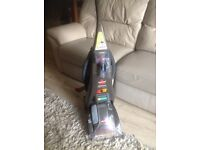 Bissel Carpet Cleaner with turbo brush attachment