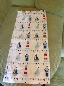 Dunelm thermal lined children's bedroom curtains