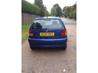 VW POLO 1.4 CL AUTO 3 door hatchback S reg, 55389 miles, long MOT