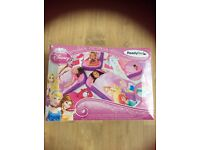 Machine washable Disney Princess ReadyBed (used for one week) - Leeds 26 collection