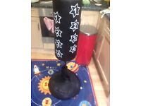 Kids MADX freestanding kick/punch bag