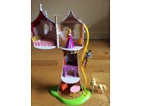 Disney Rapunzel tower