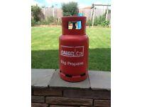 Empty Calor 6 kg Propane gas bottle