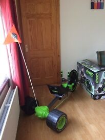 For sale new huffy green machines 20 inch new with box unwanted gifr
