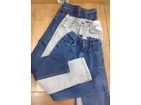 Boys Jeans Bundle - age 11/12yrs