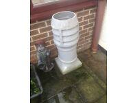 Chimney pot, good condition, £20