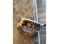 Taylor Made sldr. 4 rescue wood