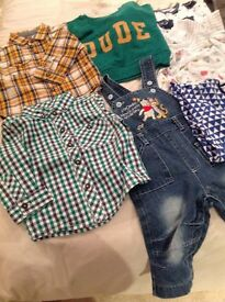 BABY BOY CLOTHES BUNDLE - Size 3/6 Months