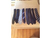 Assorted Men's Ties 75p each