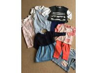 Baby girls clothes bundle 6-9 months all Next