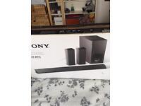 Sony HT-RT5 wireless 5.1 theatre system
