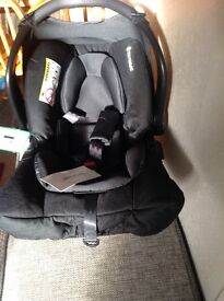 New Graco infant car seat