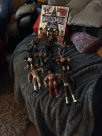 Wrestle manias for sale