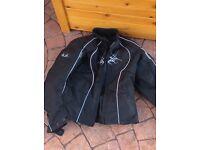 Ladies bike jacket