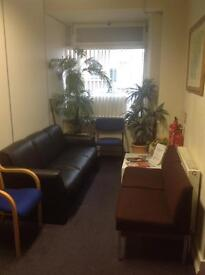 Serviced offices in Leicesters best professional area - London Road.