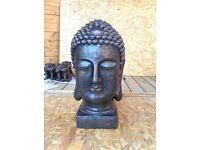 Large Buddha Head approx 50cm X 24cm X 30cm