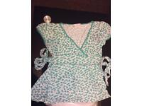 New look floral ladies dress size 10