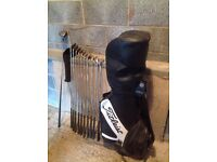 Ryder Heel and Toe Golf Clubs - Excellent Condition, suit beginner