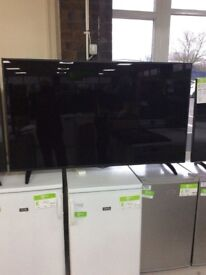 Techwood 65AO4USB 65'' Smart LED 4K Ultra HD TV COLLECT FROM TELFORD #R126941