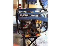 SDMO Perform 3000 Generator. 3.75Kva