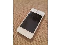 White Apple iPhone 4s 16GB Unlocked