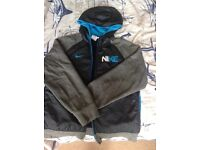 Nike zippered hoodie for 12/13 year old