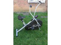 Exercise Bike - £30