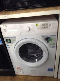 Beko 7kg 1400spin washing machine. A+++ new/graded 12 month Gtee