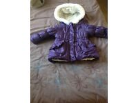 Girls age 2-3 coatExcellent condition