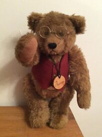 BARGAIN! Collectible Teddy Bear, Coventry