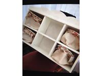 Cream wall unit -used