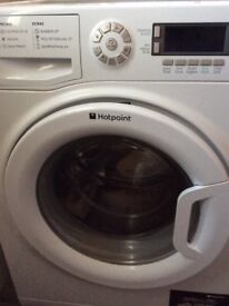 HOTPOINT TOP SPEC. WASHING MACHINE FOR SPARE OR REPAIR £60
