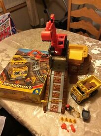 Imaginext Construction Site (4+)