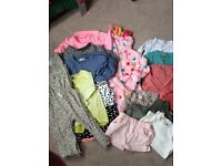 Aged 12-18 and 18-24 month large clothing bundle, mostly from Ne
